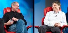 Μια υπέροχη Ιστορία. Steve Jobs - Bill Gates